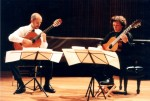 Photo In concert with David Tanenbaum