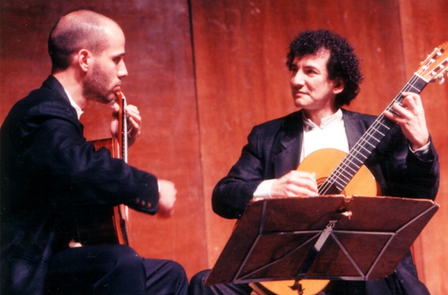 Photo In Concert with Federico Bañuelos